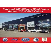 Multi Storey Custom Light Steel Structure Warehouse Buildings Garage stable structure Manufactures