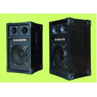 China 2.0CH wireless microphone speaker with function USB/SD/FM on sale