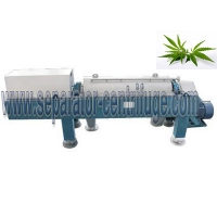 Buy cheap 11kw Horizontal Explosion Proof Decanter Separator Cbd Oil Extraction from wholesalers