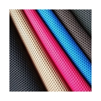 100% Polyester Auto Upholstery Home Textile Fabric Air Mesh Fabric Manufactures