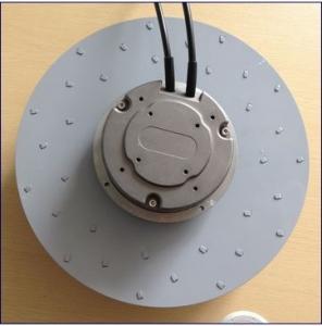 Aluminum Die Cast Backward Curved Centrifugal Fan EC Motor Fan 280 * 50 Mm Manufactures