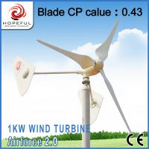1kw wind energy generator Manufactures