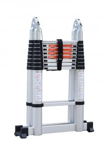 Non Slip 7.4m Multi Purpose Telescopic Ladder Manufactures