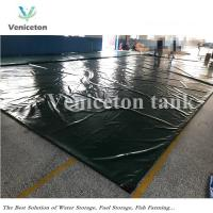 Veniceton foldable big capacity water tank  PVC 200m3 water storage tank Manufactures