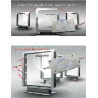 2.4W High Power White Module For Double Side Lightbox Super Brightness 6500K Led Module Manufactures