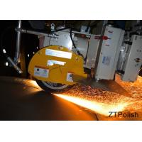 China Easy Operate SS Polishing Machine , Automatic Buffing Machine Stainless Steel on sale