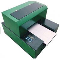 Flatbed A3 DX5 1390 Desktop Uv Flatbed Printer , Mug Ceramic Digital Printing Machine Manufactures