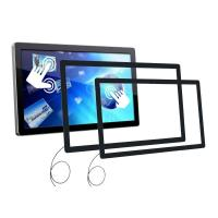 """17"""" - 82"""" IR USB Interactive Multi Touch Screens Panel For Kiosk Manufactures"""