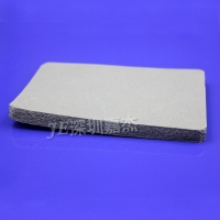 100% Silicone 40A 20mm ASTM 2240 Foam Rubber Sealing Strip Manufactures