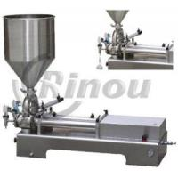 Double Heads Paste Filling Machine (RNSGF) Manufactures
