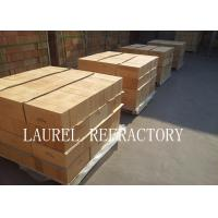 Standard Size Fire Clay Brick With Steel Seal For Glass Furnace Manufactures
