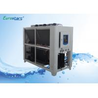 50kw Air Cooled Industrial Water Chiller for High Speed Plastic Injection Molding Machine