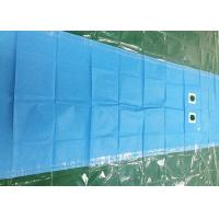 China Angiography Disposable Surgical Drapes , Fenestrated Sheet Three Layers Lamination on sale