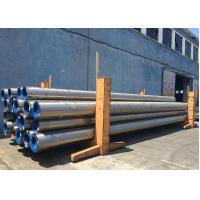 Seamless Alloy Steel ASTM A335 Pipe For High Temperature Service