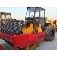 China Used Sheepsfoot Compactor Dynapac CA30D ,Good Quality on sale