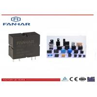 25A 250VAC Electromagnetic Double Coil Relay With 90A Contact Switching Capability