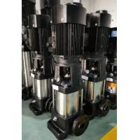 Fire Fighting Vertical Multistage Centrifugal Pump , Vertical Stainless Steel Pump Manufactures