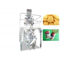 220V / 380V Cookies Food Pouch Packaging Machines / Food Packaging Equipment Manufactures