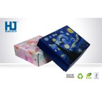 Custom Mailling Gift Packing Boxes Matte Lamination Surface For Clothing / Snack Manufactures