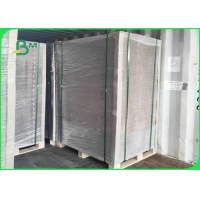 0.8mm 0.9mm Grey Paper Board Strong Stiffness For File Folder Manufactures