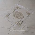 Environmental Custom Acrylic Furniture Clear Acrylic Furniture  Acrylic Folding Table Manufactures