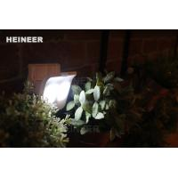 China China solar powered motion sensor lights from Heineer Solar with PIR and light control on sale