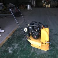 China plate compactor/diesel engine vibrating plate compactor on sale