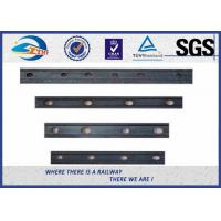 BS Standard Fishplate for BS80A Rail Track Railway Joint Bar With 4 holes Manufactures