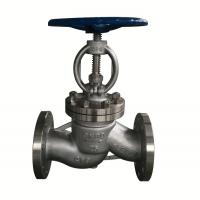 6 Inch Industrial Globe Valve , Stainless Steel Globe Valve For Flow Control Manufactures