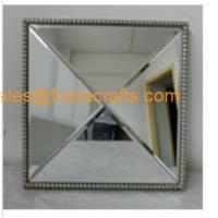 Buy cheap Zhejiang Supplier Small Size Square Shaple Elegant Resin Decorative Wood Wall from wholesalers