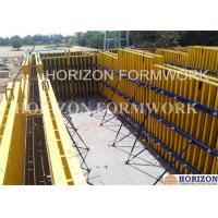 Universal Assembled H20 Beam Wall Formwork Systems For Shear Wall And Column Manufactures