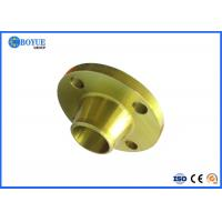 Buy cheap INCONEL 601 Weld Neck Pipe Flanges Size 2'-24' from wholesalers