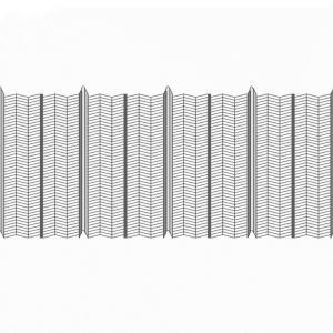 Diamond Hole Shape Galvanized Expanded Metal Lath for Building Partition Manufactures