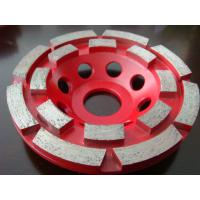 Turbo and continue type Diamond Grinding Wheel for cutting concrete Manufactures