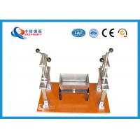 IEC 61034 Computer Controlled Wire and Cable Smoke Density Test Chamber / Testing Equipment Manufactures