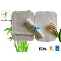 Quality Gentle Softness Bamboo Flushable Baby Wipes For Baby Sensitive Skin / Mother for sale