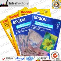 """A4/5""""/6""""/7"""" for Epson Photo Paper Manufactures"""