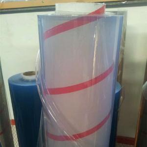 Crystal 0.02mm 2300mm Pvc Transparent Film Manufactures