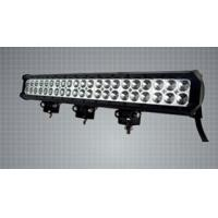 China High bright 20 Inch 126W Dual Row LED Light Bar CREE LED on sale