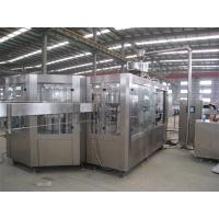 Food Grade Bottled Water Filling Machine , Automatic Liquid Filling Machine Manufactures
