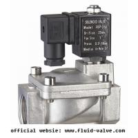 Cheap SS 2 Inch Water Solenoid Valve 24V Solenoid Valve Water RSP Series for sale