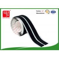 Strong stick power 3M hook and loop fastening with adhesive backing Manufactures