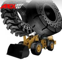 APEX 17.5-25 Solid Tire, Cushion Tyre for Wheel Loader, Integrated Tool Carrier, Elevating Motor Scraper Manufactures