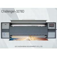 Cheap Intelligent Solvent Wide Format Inkjet Printer Aluminum Challenger 3278D for sale