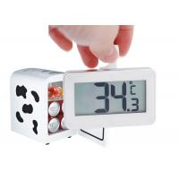 Digital Mini Magnet Fridge And Freezer Thermometer 0.1C Accuracy Lightweight Manufactures