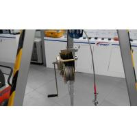 Earthquake Rescue Equipment Rescue Tripod 16.5kg Weight 200kg Loading Manufactures