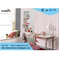 Cheap Removable Modern Home Decoration Wallpaper For Bedroom , Non - Woven Material for sale