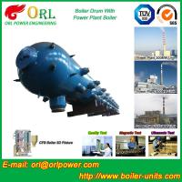 Cheap Once Through Electrical Water Boiler Dryer Drum Carbon Steel SA516 GR70 for sale