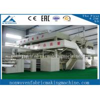 Cheap High quality 1.6m S pp spun bonded nonwoven fabric production line / Single S Nonwoven fabric making machine for sale