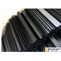 Sand Blasting Custom Aluminum Extrusions Reliable 10mm - 6000mm Length Manufactures